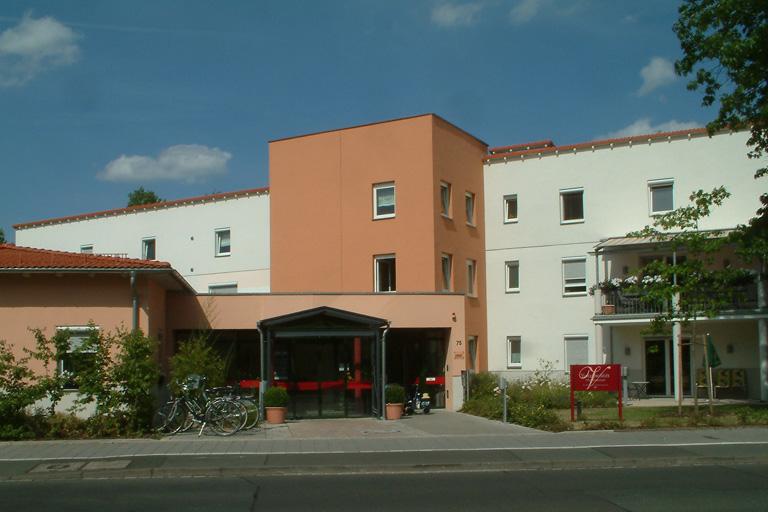 Seniorenwohnheim erlangen planung architekt l mmlein for Architekt planung