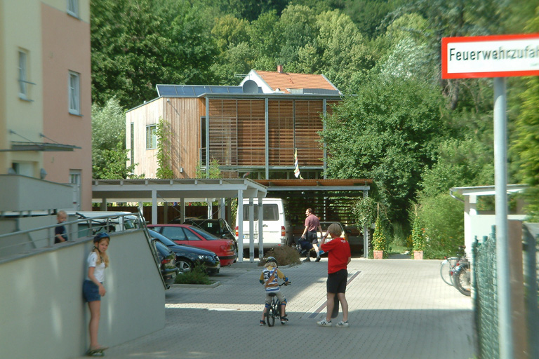 Wohnanlage planung architekt erlangen l mmlein architektur - Architekt erlangen ...